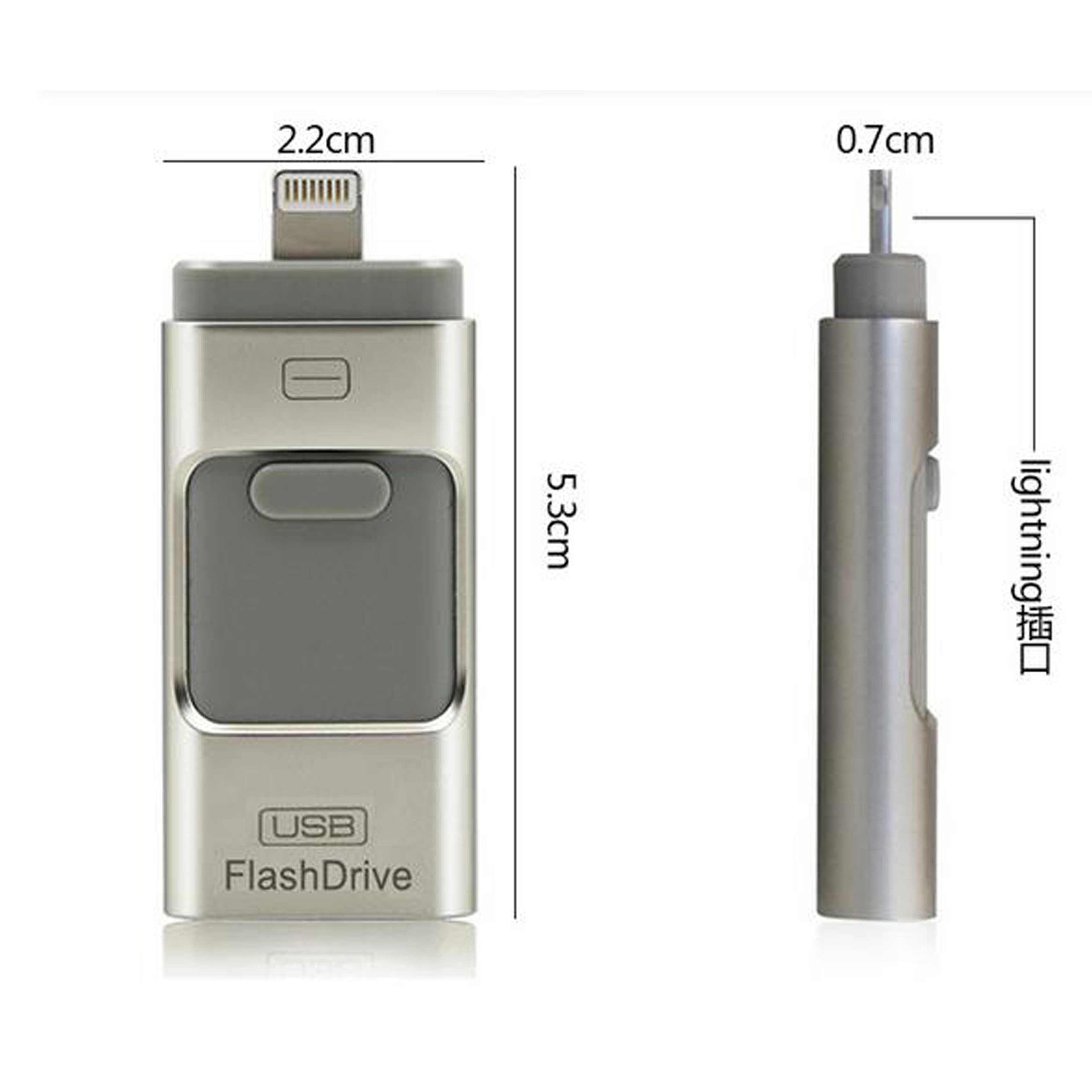 Iphone OTG USB flash drive