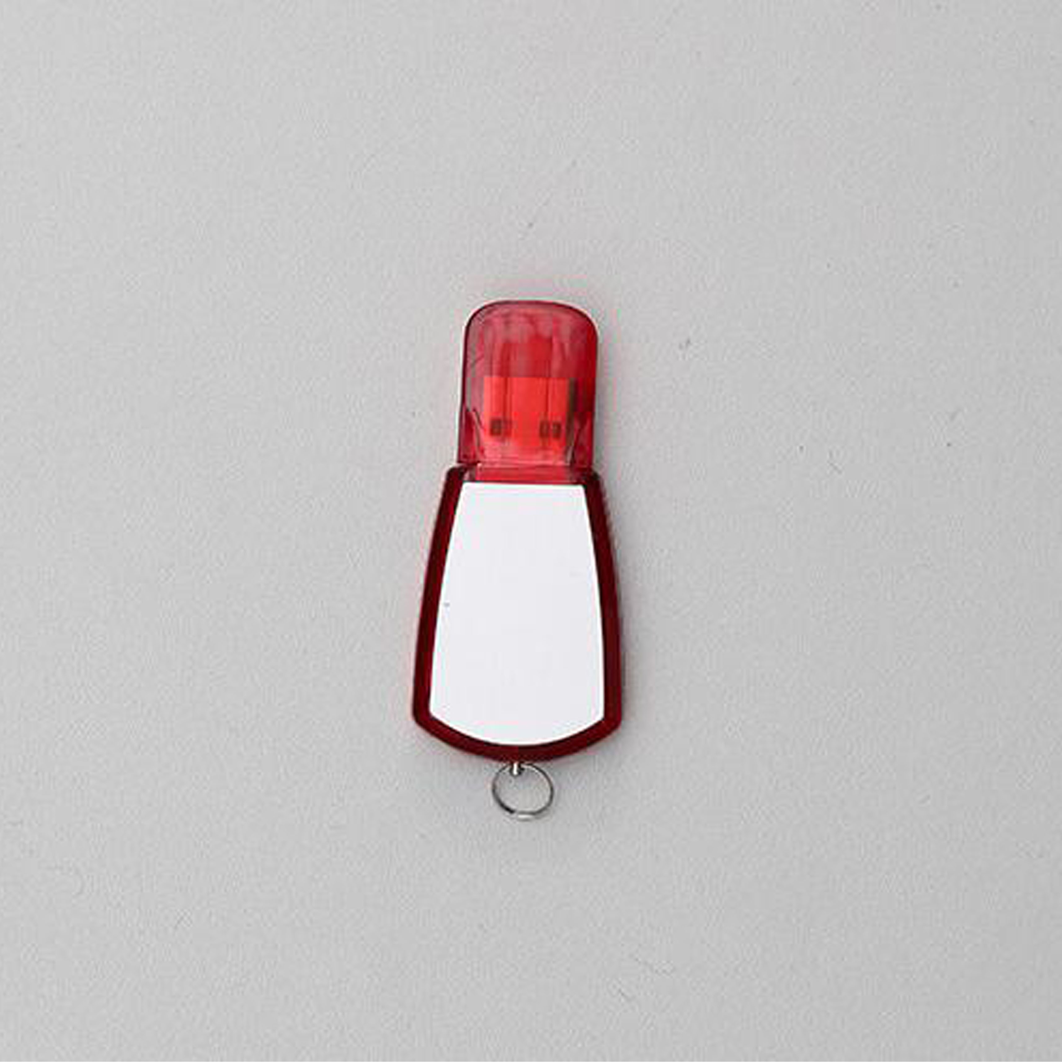 Red Plastic Hot sell USB Flash drive