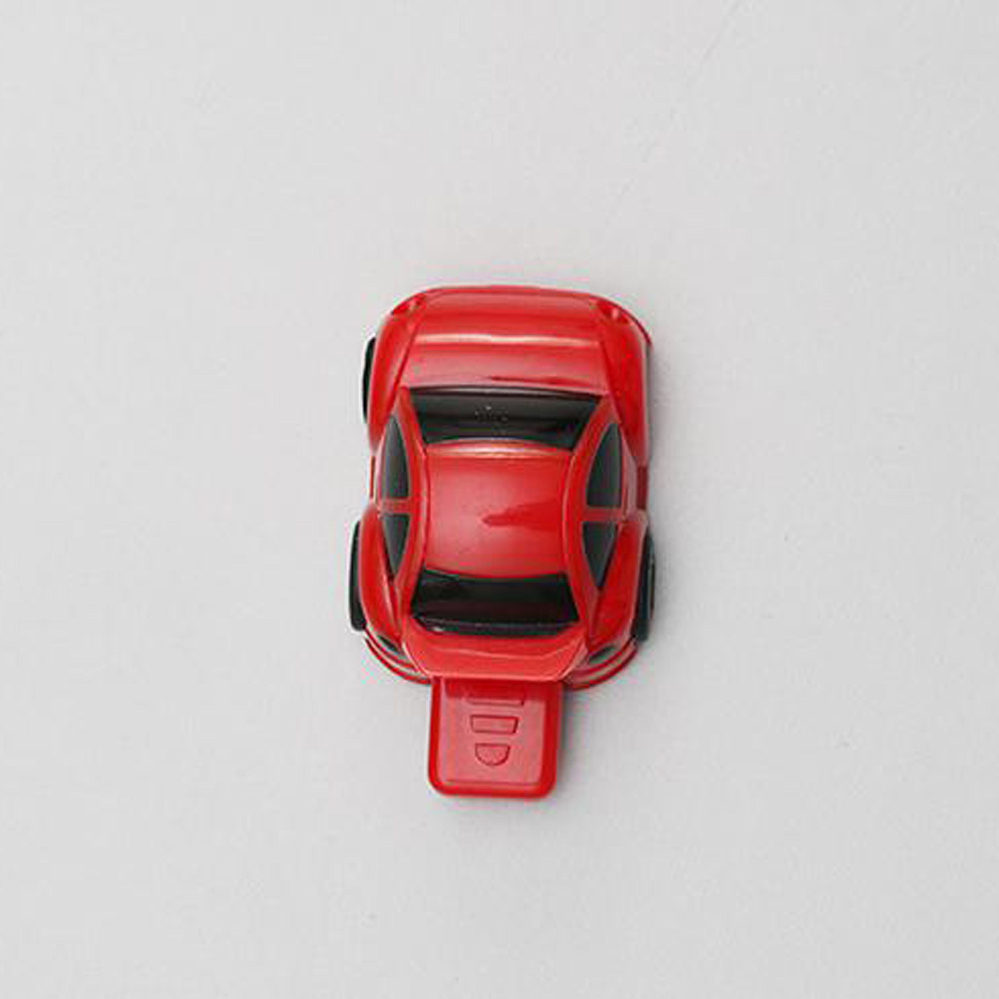 Red Car Shape USB Flash drive