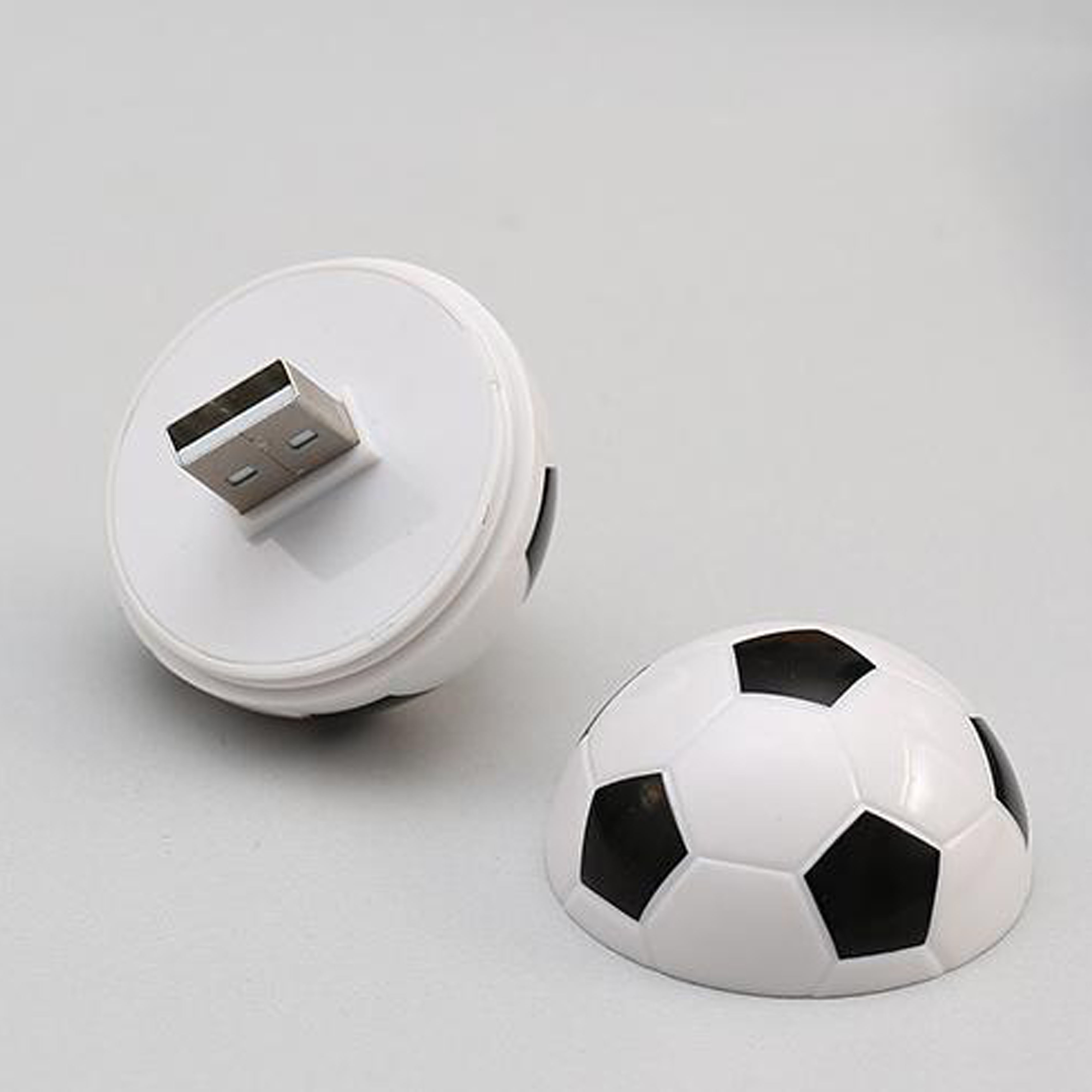 Football Soccer Shape USB Flash drive